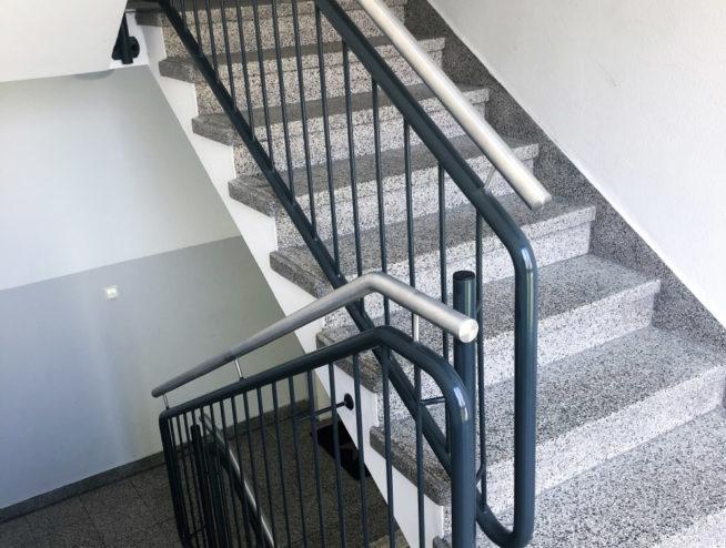 Treppeninnengeländer